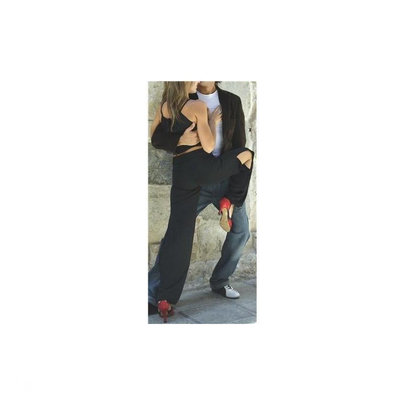 0209 Pantaloni Odalisca con spacco