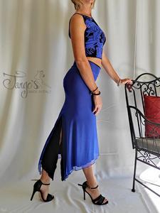 Completo Jane Blu