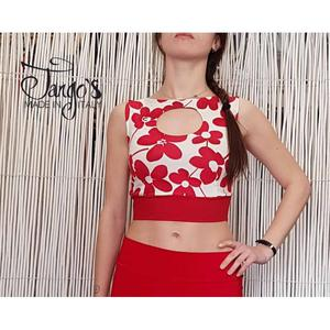 Crop Top Romi Fiori