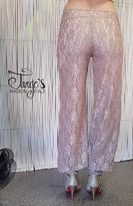 Pantaloni Virginia Pizzo
