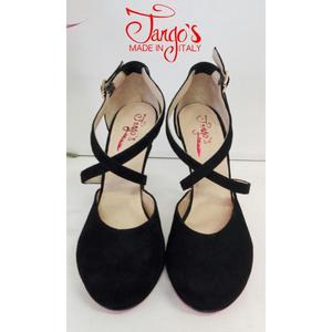 Alessia Suede Shoe 1