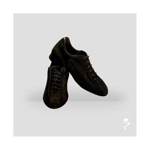 Sneakers SCHIZZO camoscio nero