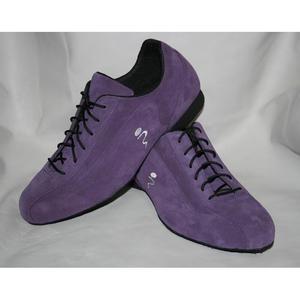 Sneakers Schizzo® Camoscio Viola