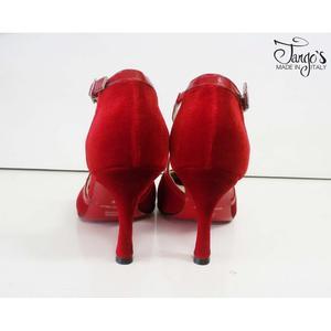 Tango Romy Velluto rosso