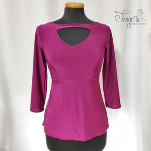 Top Licia Fucsia