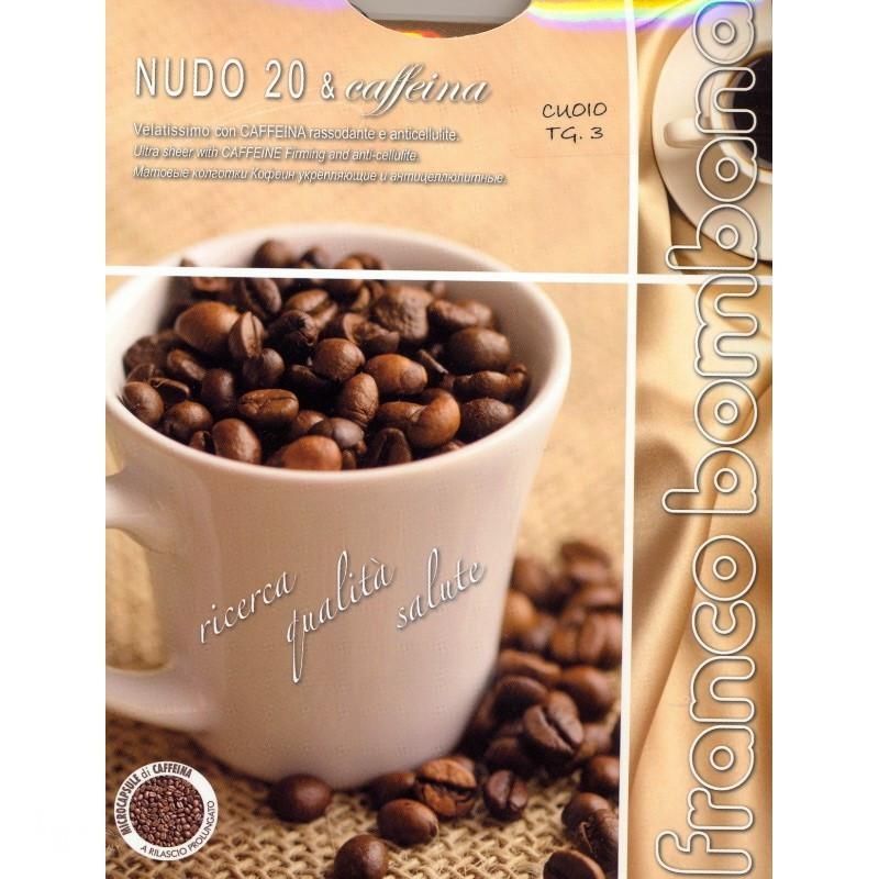 Collant Nudo&Caffeina