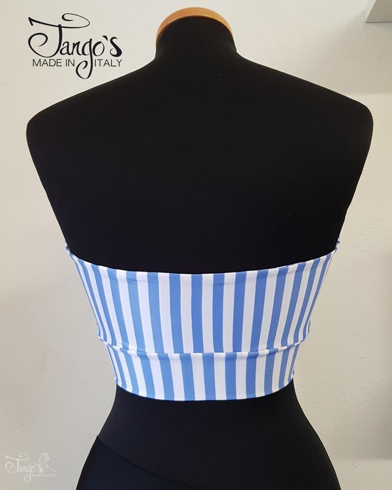 Crop Top Strip