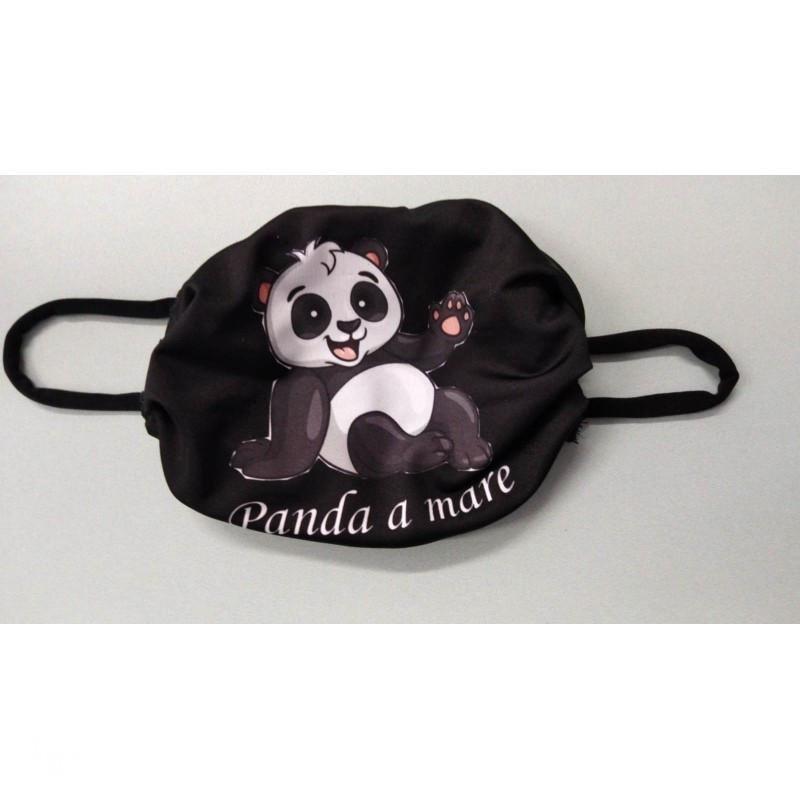 Mascherina Panda
