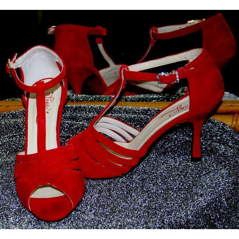Sandalo Dorado Rosso