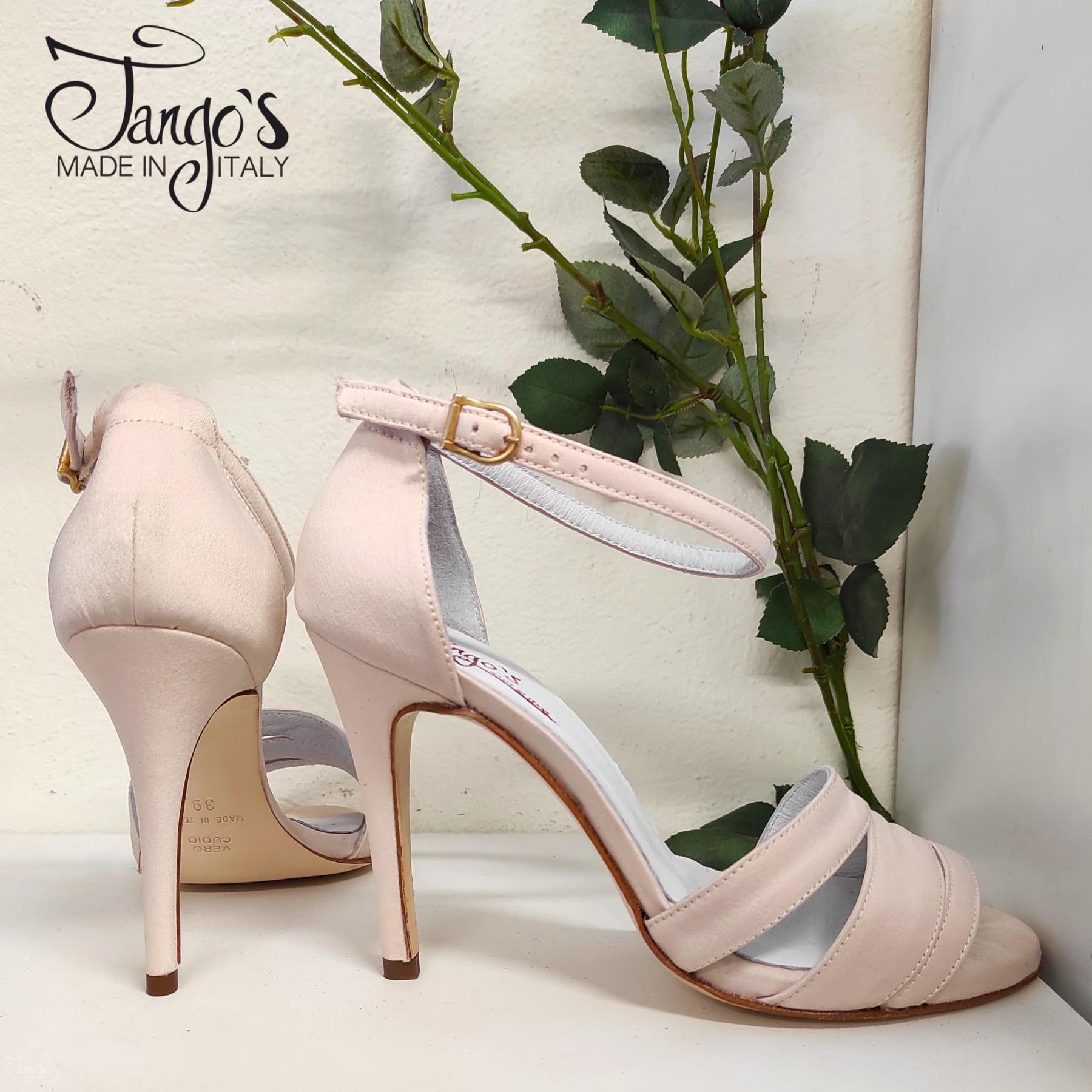 Sandalo Modello La Plata Beige