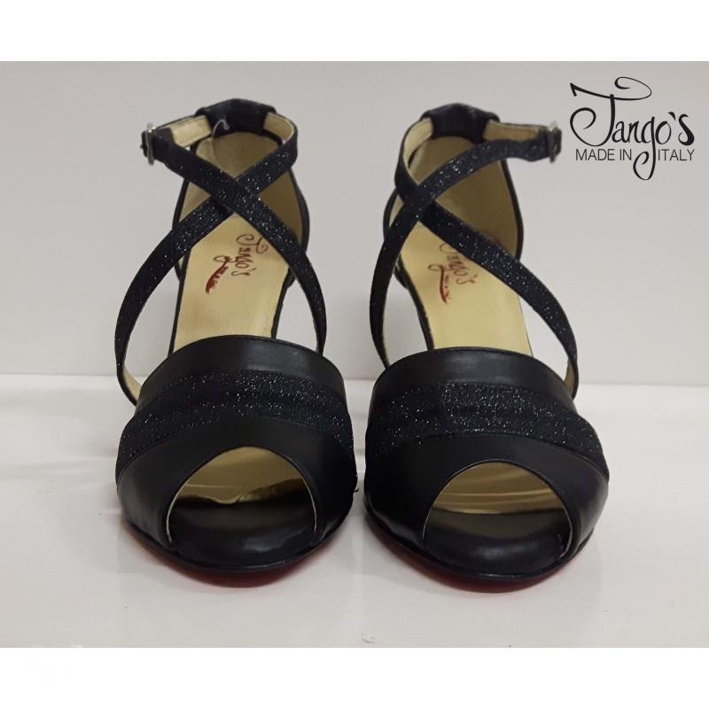 Sandalo La Plata nero
