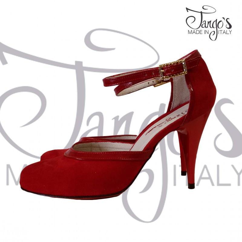 Sandalo Romy Rosso 1