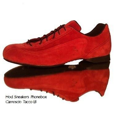 Sneakers Schizzo® Rosso