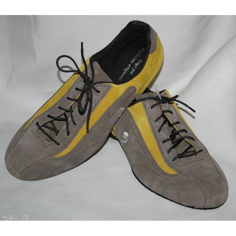 Sneakers SCHIZZO corda e senape