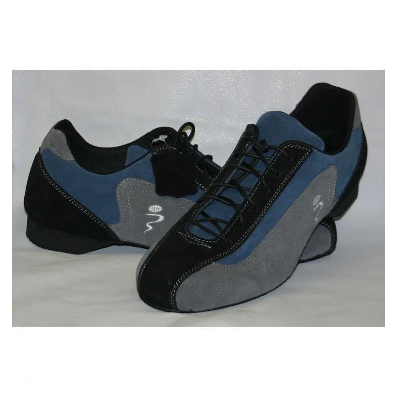 Sneakers SCHIZZO Nero-Grigio-Blu