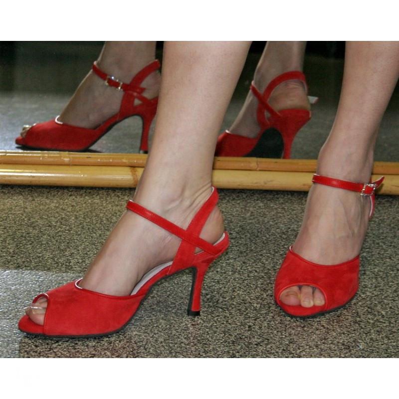 Tango Chantal Rosso 2