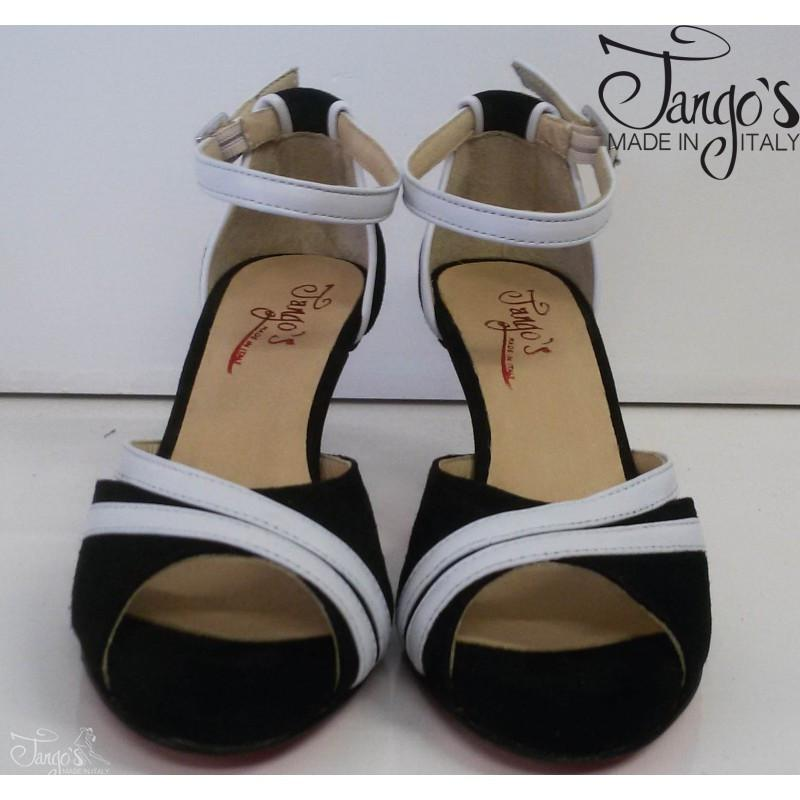Tango La Cruz nero e bianco