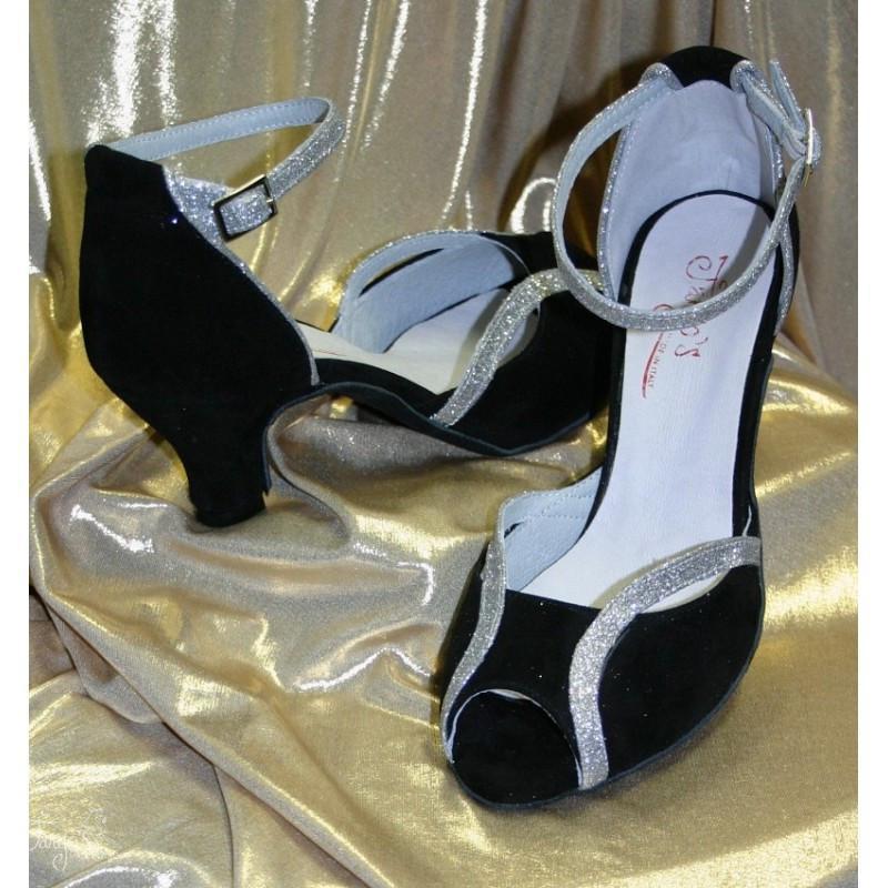 Tango Lanùs nero e argento