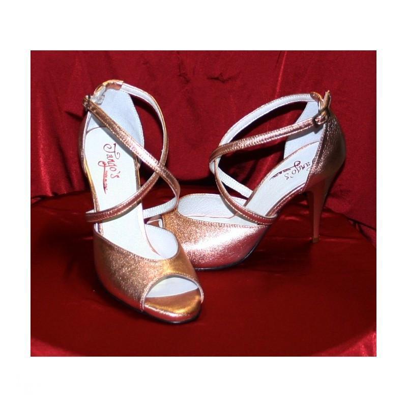 Tango Michelle bronzo rosato