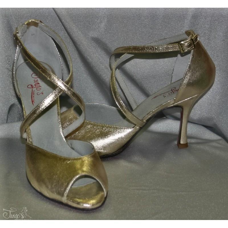 Tango Michelle laminato oro