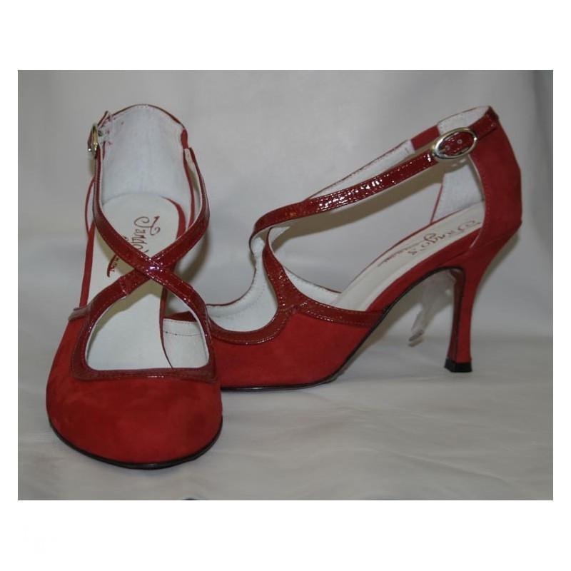 Tango Romy rosso