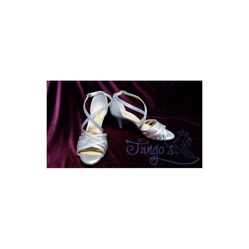 Tango Simona Argento e glitter