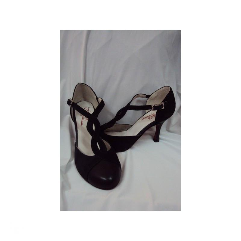 Tango Timote scarpa chiusa 3 blu notte