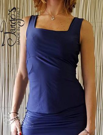 Top Miriam blu